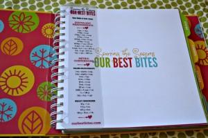 Our Best Bites Cookbook