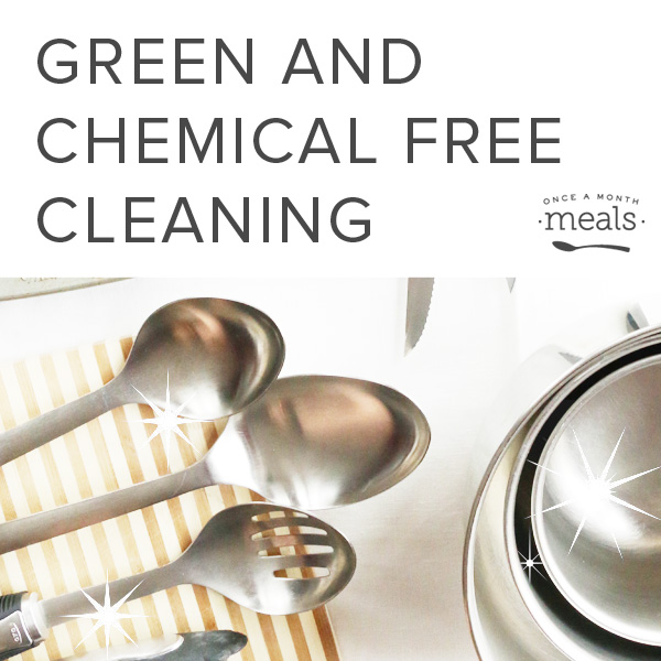 Green and Chemical Free Cleaning