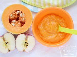 First Foods 6 9 Months Winter Baby Food Menu Once A Month Meals