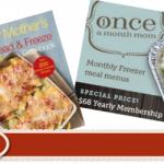OAMM Freezer Cooking