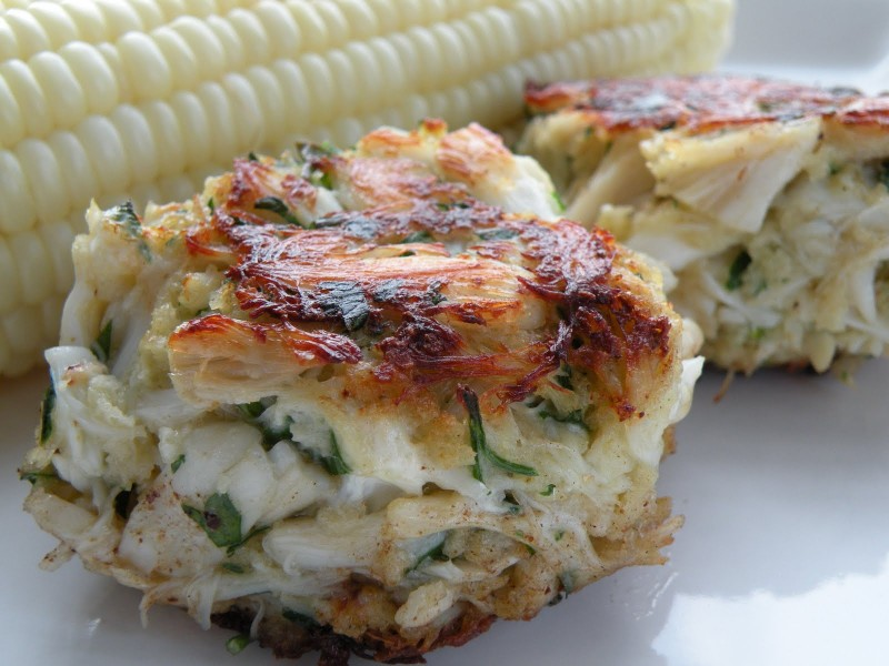 Easy Recipe For Baked Crab Cakes