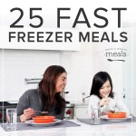 25 Fast Freezer Meals