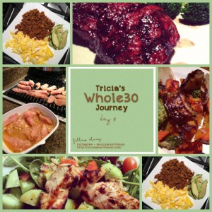 Tricia's Whole30 Journey Day 2