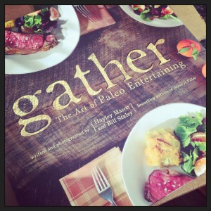 Gather Paleo Cookbook