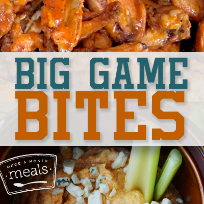 Big Game Bites