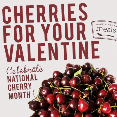 National Cherry Month Recipes