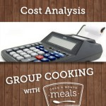 Group Cooking Cost Analysis