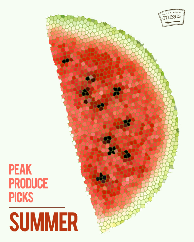 Peak Produce Picks Summer