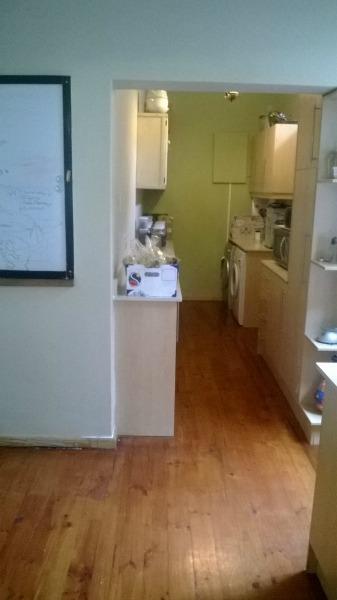 OAMM member Janet's pantry