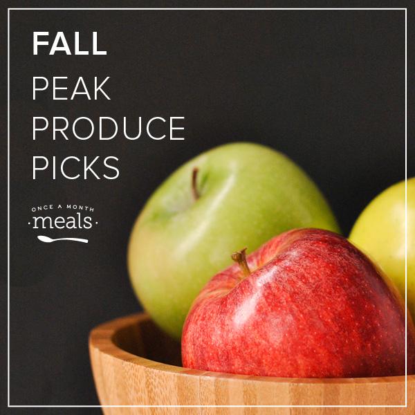 Fall Peak Produce