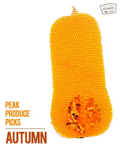 Peak Produce Picks Autumn