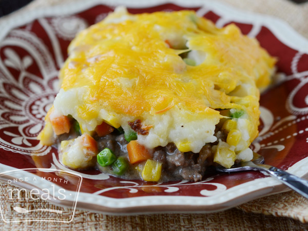 Whole Foods Shepherd's Pie