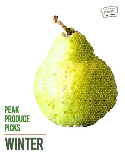 Peak Produce Picks Winter
