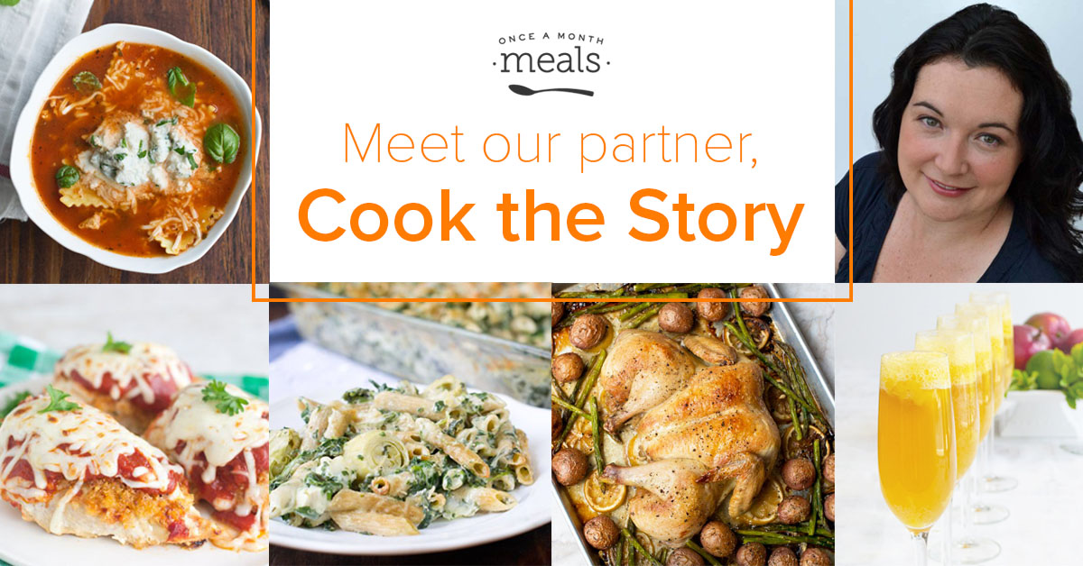 OAMM Blog Partner Christine @ Cook the Story