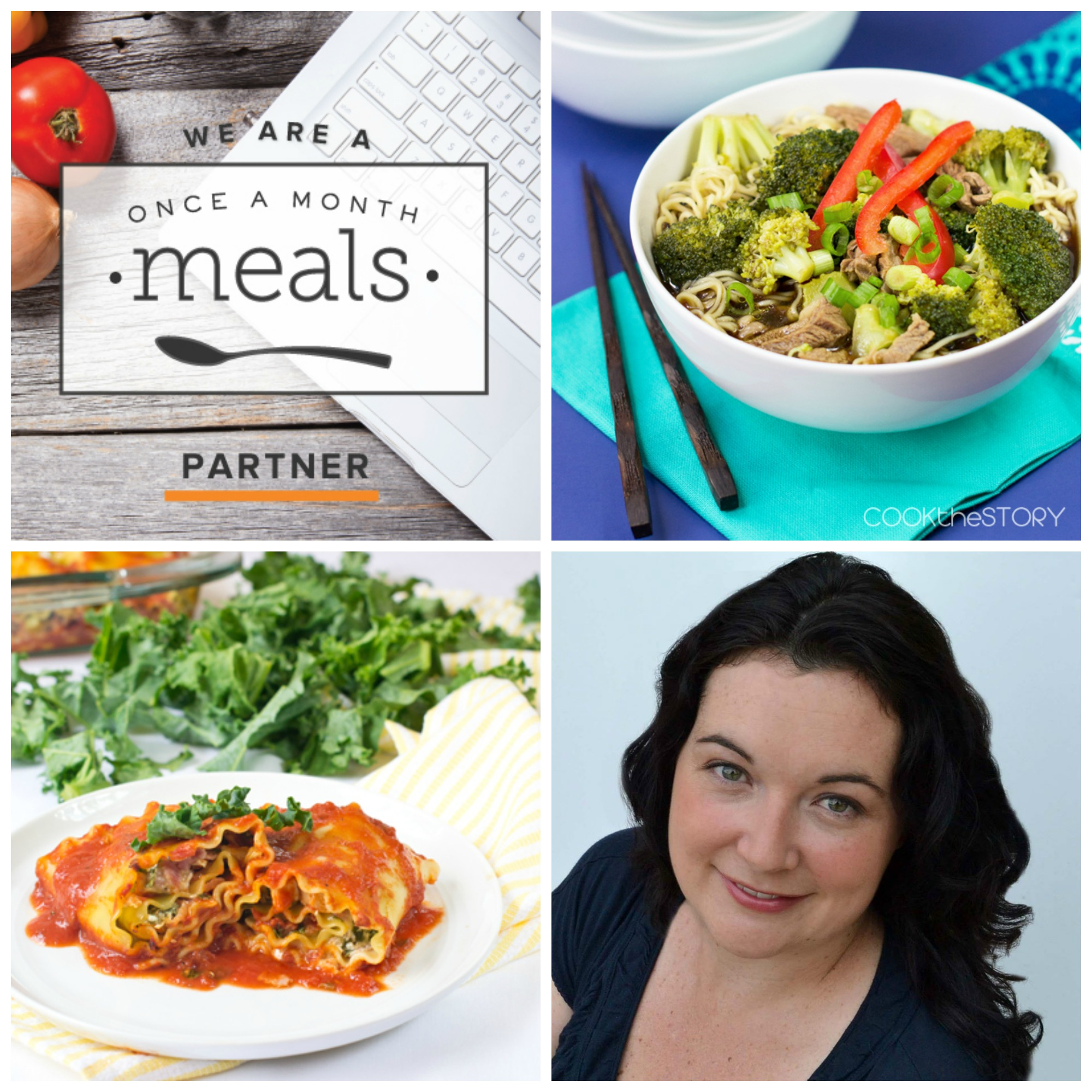 Blog Partner Spotlight - Cook the Story