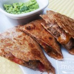 freezer fire grilled steak quesadilla - Better Than The Freezer Aisle