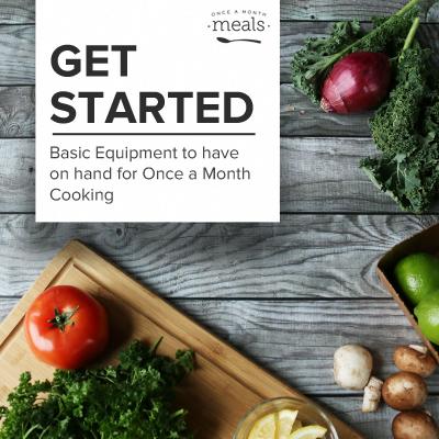 Get Started Basic Equipment for OAMC