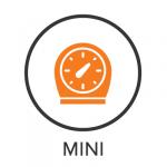 Mini Menu Badge with Icon
