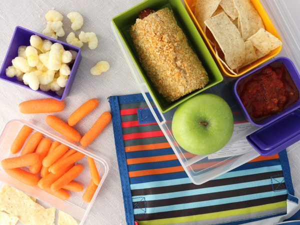 Kid Friendly Freezer Meals for Summer Vacation