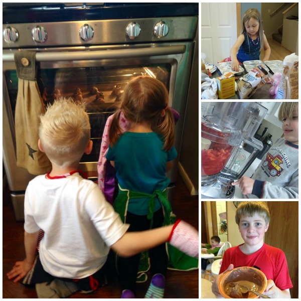 Packing Allergy Friendly Lunches - Let Your Kids Help