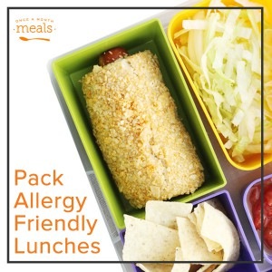 Pack Allergy Friendly School Lunches