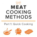 Meat Cooking Methods Part 1 Quick Cooking