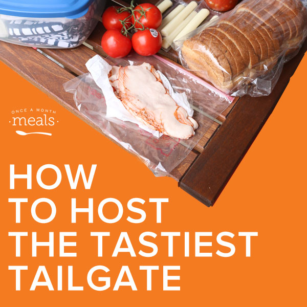 How to Host the Tastiest Tailgate