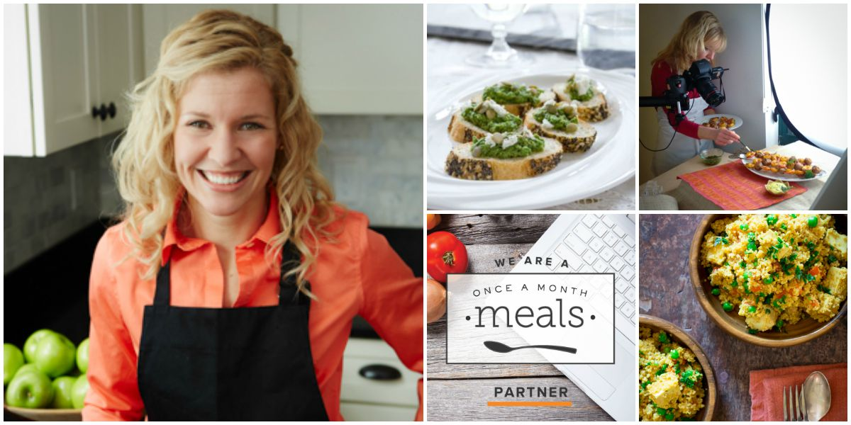 OAMM Blog Partner Katie @ Healthy Seasonal Recipes