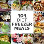 101 Healthy Freezer Meals