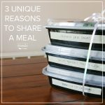 3 Unique Reasons to Share a Meal