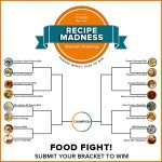 Recipe Madness - Build Your Bracket
