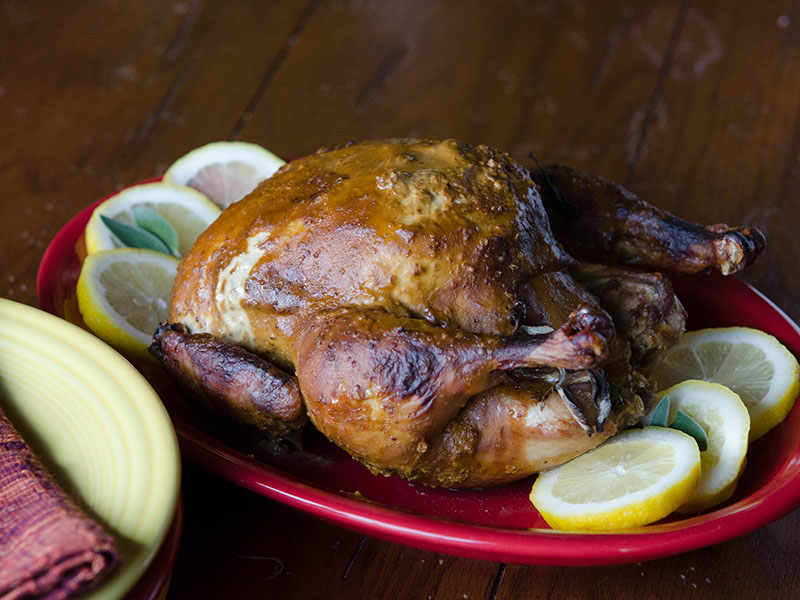 Freezer Cooking with an Instant Pot - Seaton Sunday Roast Chicken