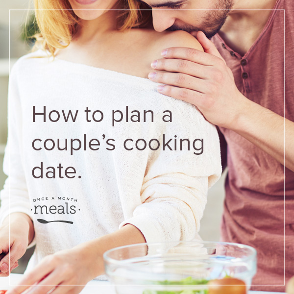 How to Plan a Couple's Cooking Date