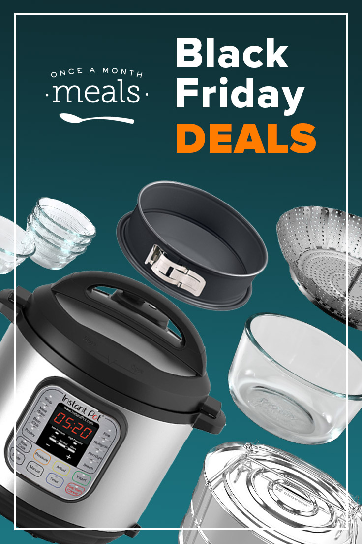 Black Friday 2017 | Instant Pot Deals & More! | Once A Month Meals