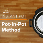Pot-in-Pot Method