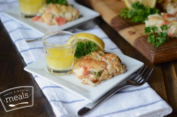 Keto Crab Cake Recipes: 60 Keto Freezer Meals