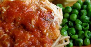 Freezer Meal Week: Instant Pot Chicken Parmigiana (cooked from frozen!)