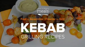 Make-Ahead Kebabs For The Grill