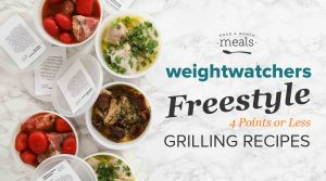 Weight Watchers FreeStyle Point Meals
