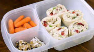Kid Friendly Lunchbox