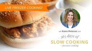 The Best Ways to Slow Cook & Pressure Cook for Freezer Cooking!
