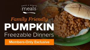 Pumpkin Tips, Tricks, and Family Friendly Dinners (Part 2) | MEMBERS ONLY