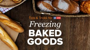 Our best Tips & Tricks for Freezing Holiday Baked Goods!