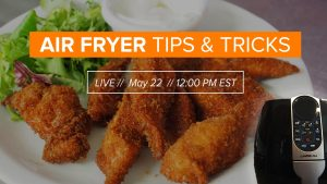 Air Fryer Tips and Tricks