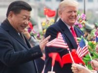 Trump e presidente da china