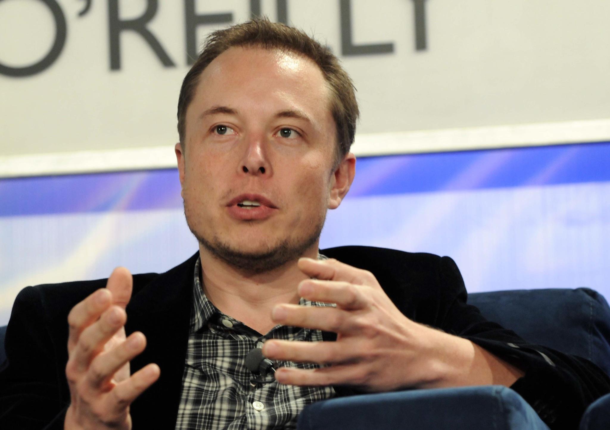 Elon Musk ultrapassa Warren Buffett na lista de bilionários do mundo