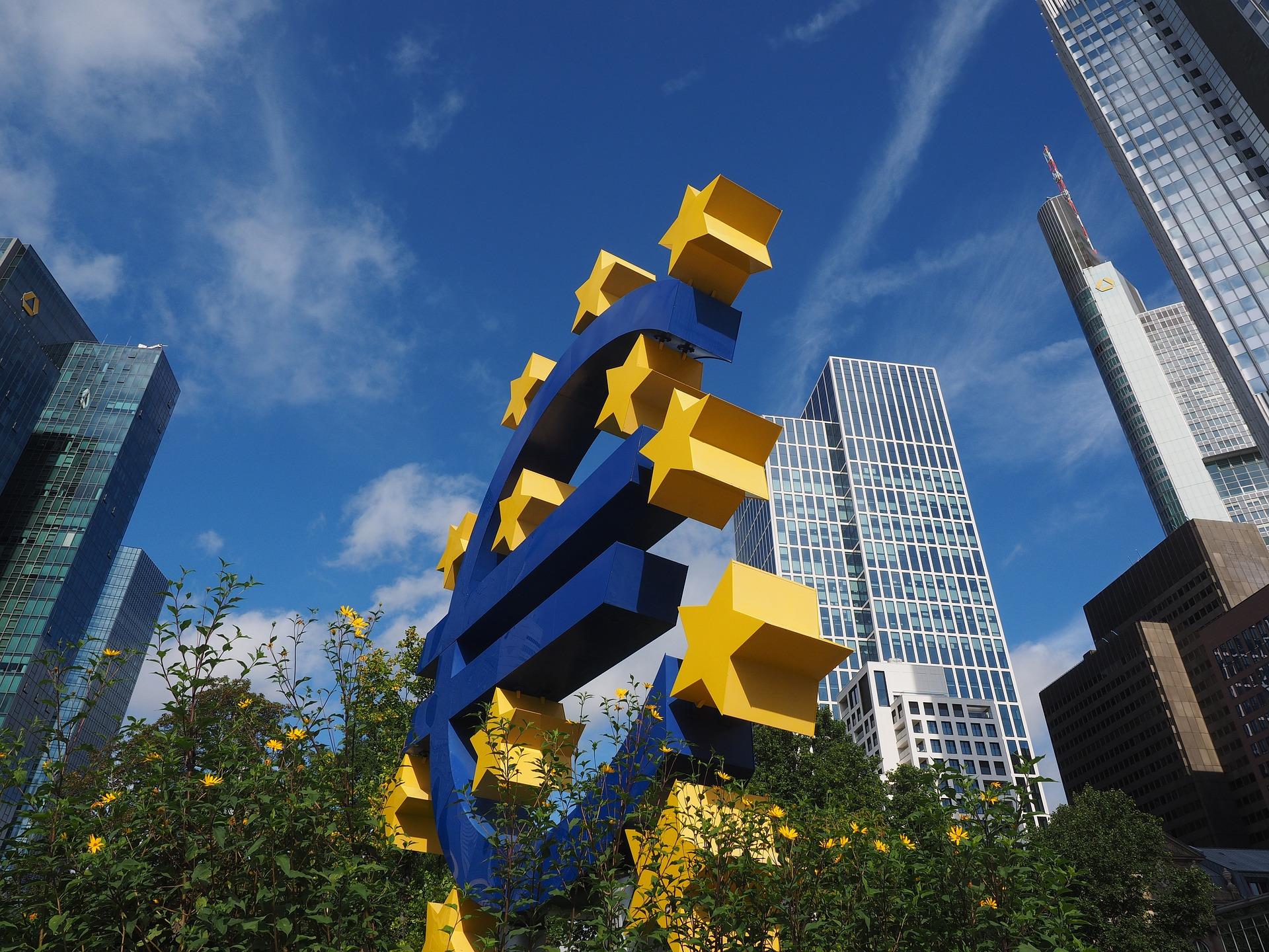 Inflação na zona do euro cresce mais do que o esperado