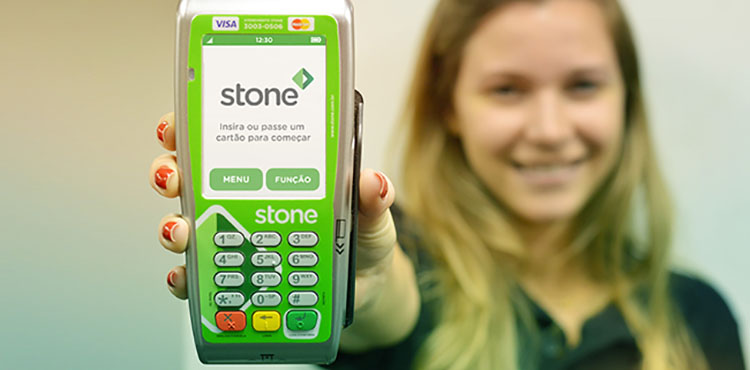 Stone divulga lucro de R$ 90 milhões no 3º trimestre