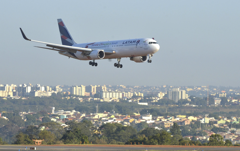 Latam anuncia serviço de 'stopover' sem custos adicionais em São Paulo