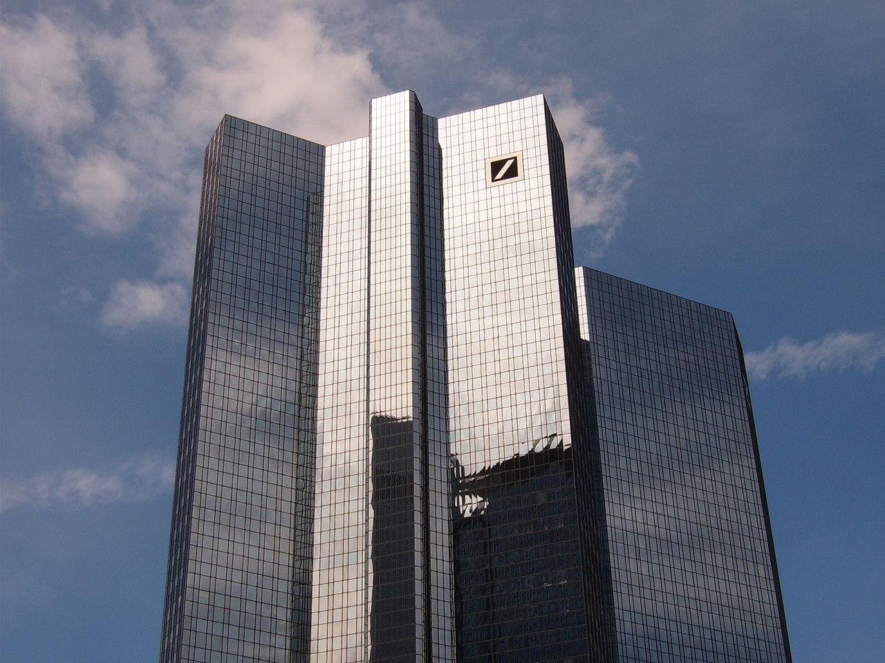 Deutsche Bank: clientes estão pagando as dívidas antes do esperado